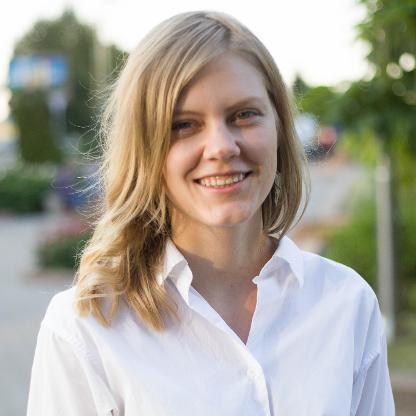 Alyona Tkachenko - CEO Nommi. Ảnh:Forbes.
