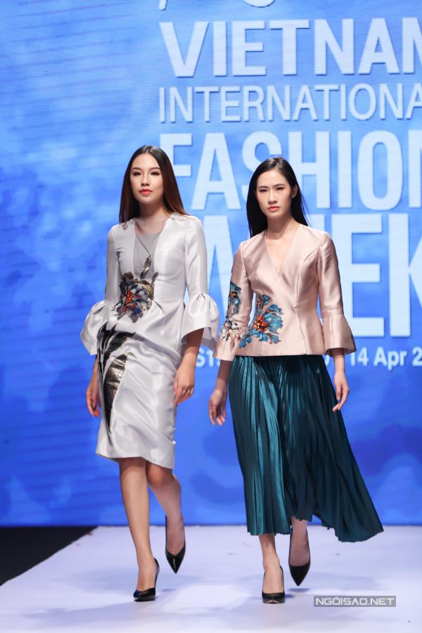 Trúc Diễm, Trương Ngọc Ánh khoe vai trần trong sự kiện - 12