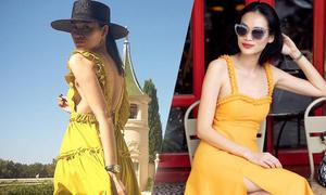 Thanh Trúc Trương gợi ý chọn váy mùa hè