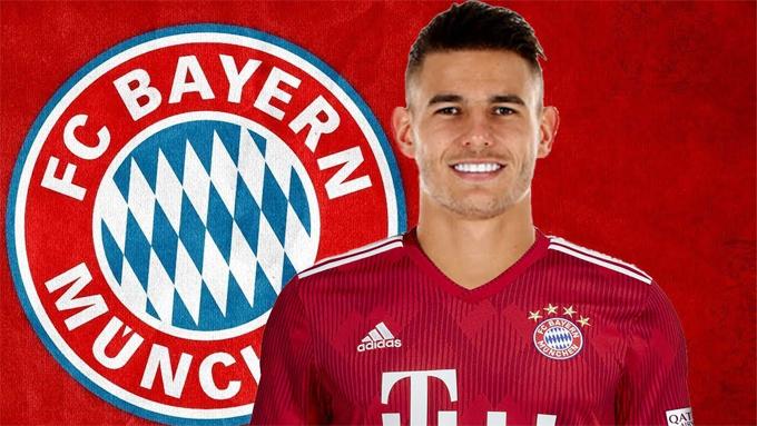 Lucas Hernandez bắt đầu thi đấu cho Bayern Munich từ tháng 7. Ảnh: YT.