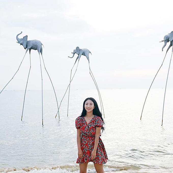 Bãi biển ít người biết ở Phú Quốc nhưng lại nổi như cồn với blogger ngoại