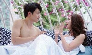 Anh Tú hé lộ 'cảnh nóng' với Lan Ngọc trong 'Cua lại vợ bầu'
