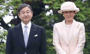 Thái tử sắp lên ngôi Nhật hoàng: Ba lần cầu hôn mới cưới được vợ