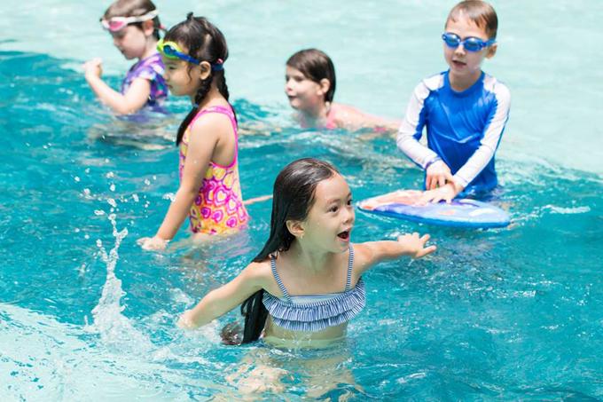 Vợ chồng Đoan Trang mở tiệc mừng con gái tròn 5 tuổi - 9