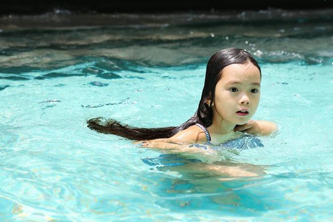Vợ chồng Đoan Trang mở tiệc mừng con gái tròn 5 tuổi - 5