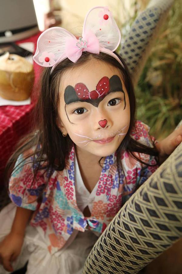 Vợ chồng Đoan Trang mở tiệc mừng con gái tròn 5 tuổi - 8