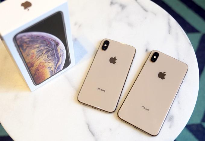 iPhone XS, XR chính hãng giảm giá đến 4 triệu đồng