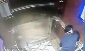 Viện phó ôm hôn bé gái trong thang máy là luật sư sau khi về hưu
