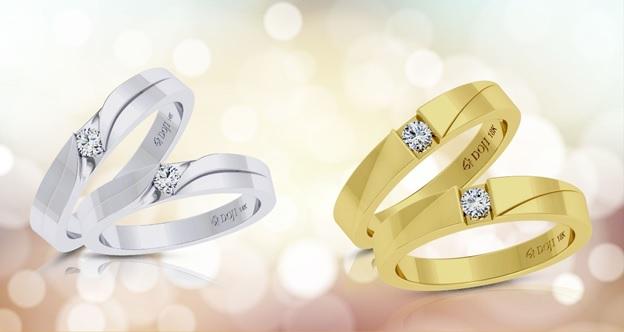 Wedding Land thuộc Tập đoàn Vàng bạc đá quý DOJI sở hữu hàng trăm mẫu nhẫn đính hôn, nhẫn cưới kim cương được thiết kế đa dạng, phù hợp với xu hướng và dành cho các cặp đôi. Đây còn là thương hiệu nổi tiếng và uy tín với các trung tâm chuyên biệt bán trang sức cưới, mang đến nhiều trải nghiệm mới lạ.