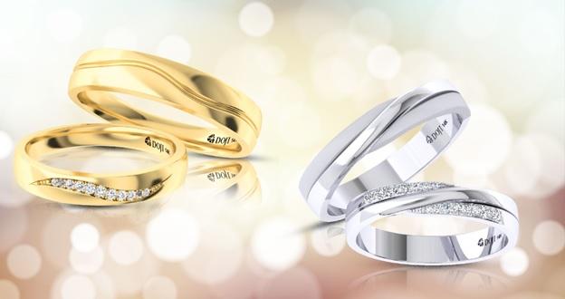 Trong chương trình Nhẫn cưới 0 đồng, các cặp đôi đặt cọc hoặc mua nhẫn sẽ nhận được phiếu tham dự Săn nhẫn cưới. Với 2 tuần lễ vàng triển khai bốc thăm, DOJI sẽ tìm ra những cặp đôi may mắn nhất để sở hữu cặp nhẫn kim cương mơ ước. Chương trình áp dụng tại Hệ thống Trung tâm Vàng bạc trang sức DOJI và Hệ thống Trung tâm Trang sức Cưới Wedding Land trên toàn quốc.