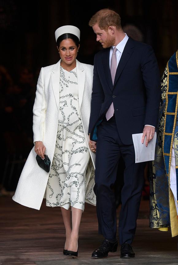 Công tước và Nữ công tước xứ Sussex đã có kỳ nghỉ babymoon trước khi sinh con đầu lòng vài tuần ở khách sạn Heckfield Place.