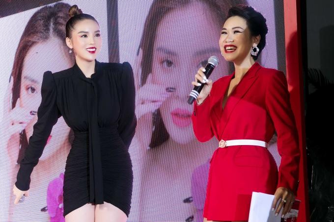 Hoa hậu Kỳ Duyên dát hàng hiệu dự event - 4