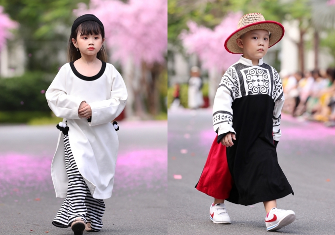 Bản sao Hồ Ngọc Hà, con gái Xuân Lan gây chú ý khi catwalk - 7