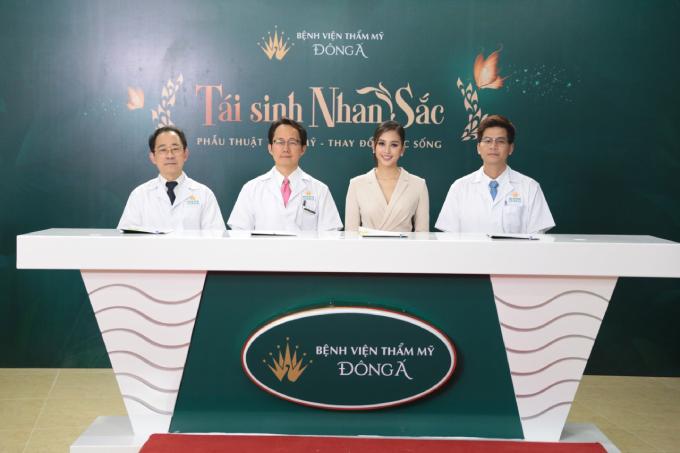 Hội đồng ban giám khảo của vòng Tuyển chọn trực tiếp có sự tham gia của Hoa Hậy Tiểủ Vy cùng các chuyên gia từ Nhật Bản, Hàn Quốc.