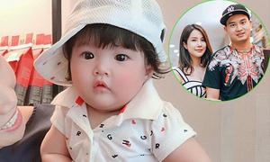Con gái Diệp Lâm Anh giống hệt bố
