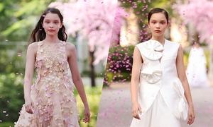 'Bản sao nhí' Hồ Ngọc Hà biến hóa phong cách trên sàn catwalk
