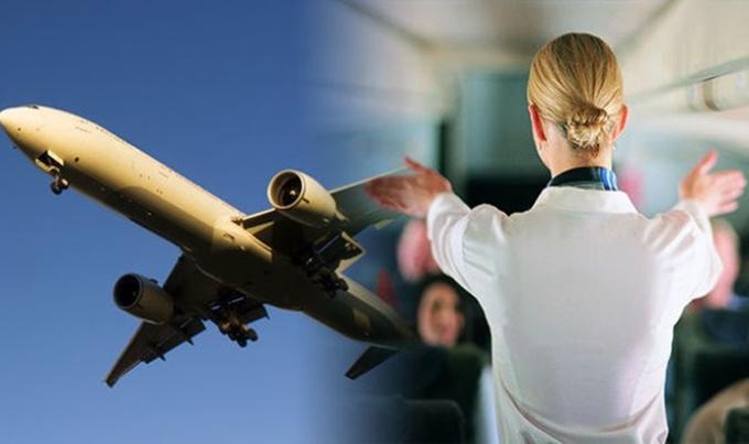 11 điều không nên làm khi đi máy bay - 1