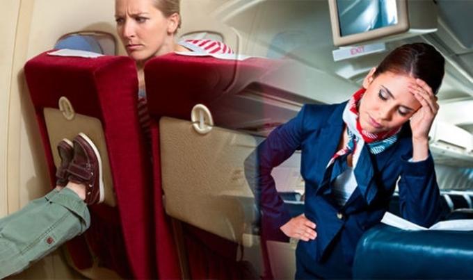 11 điều không nên làm khi đi máy bay - 2