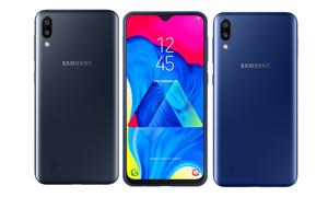 Galaxy M10 giá 3,5 triệu đồng bán trực tuyến ở Việt Nam