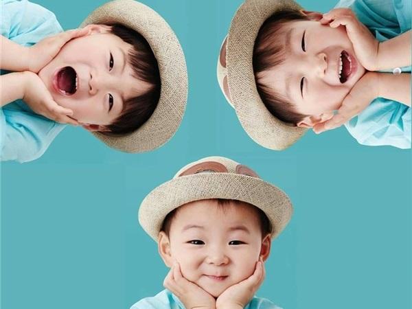 Bộ ba đáng yêu Dae Han - Min Guk - Manse.