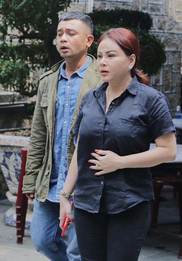 Lê Giang buồn vì không còn cơ hội được đứng chung sân khấu với Anh Vũ nữa.
