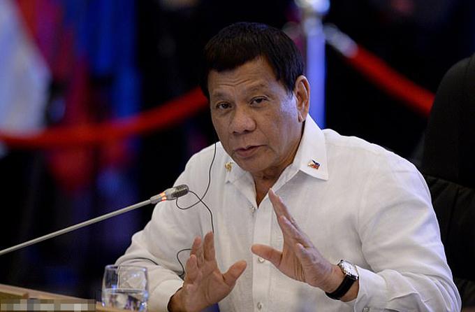 Vào tháng 12/2018, Tổng thống Duterte thừa nhận sàm sỡ người giúp việc khi còn nhỏ. Ảnh: AFP.