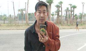 Người đàn ông chuyên quay video cảnh sát giao thông bị bắt