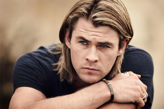 Tài tử Chris Hemsworth.