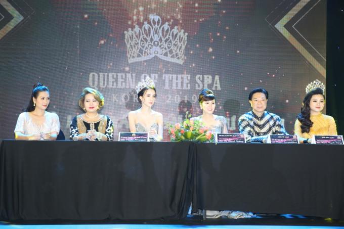 Đinh Hiền Anh làm trưởng ban giám khảo Queen of the spa tại Hàn Quốc - 4