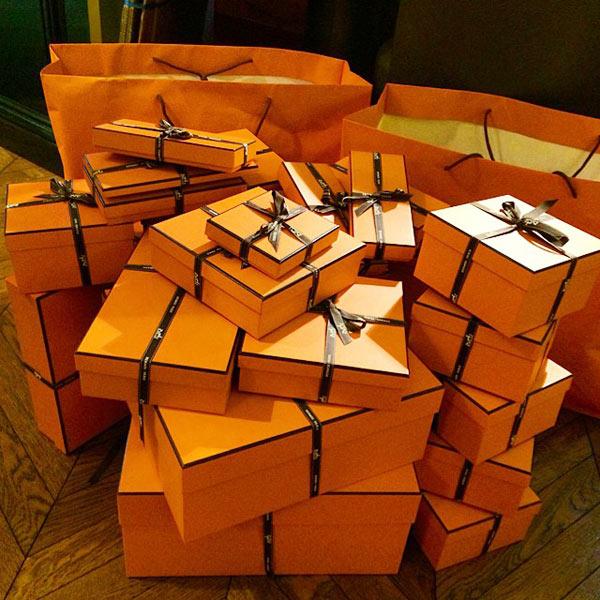 Tủ đồ Hermes, Chanel triệu đô của cô nàng đại gia - 8