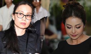 Cẩm Ly, Jennifer Phạm lặng lẽ trong đám tang Anh Vũ