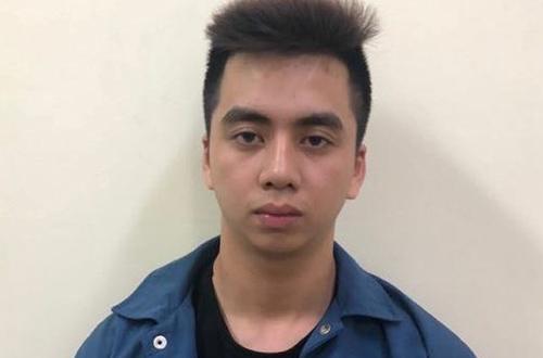 Nguyễn Thế Thanh tại cơ quan công