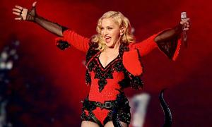 Tỷ phú Israel chi hơn 1 triệu USD mời Madonna hát ở Eurovision