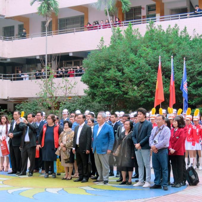 Quỹ Hòa Bình Mỹ Lai trao hàng trăm suất học bổng du học Đài Loan cho bạn trẻ Việt Nam - 1