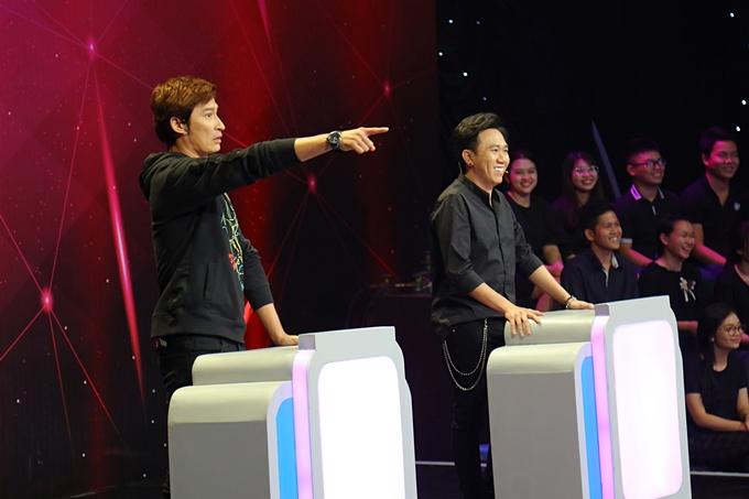 Tập 13 chương trình Giác quan thứ 6 phát sóng vào 12h ngày 14/4 trên VTV3.