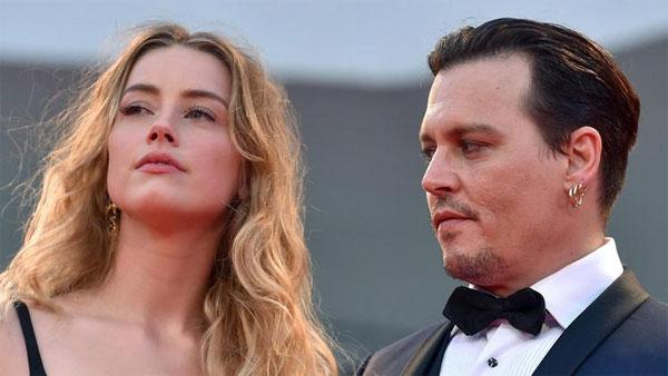 Amber Heard và Johnny Depp trải qua cuộc hôn nhân và ly hôn ồn ào.