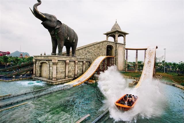 Địa chỉ cuối tuần: điểm vui chơi mới ở Hạ Long cho kỳ nghỉ giỗ Tổ