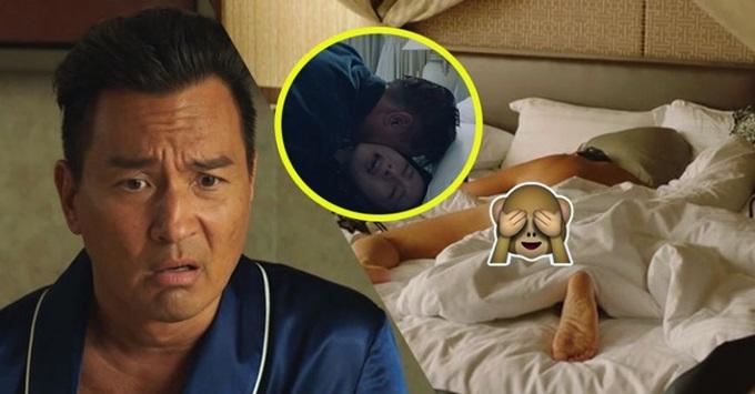 Huỳnh Tử Hùng có nhiều cảnh giường chiếu, chơi ma túy trong phim Câu chuyệnkhởi nghiệp.