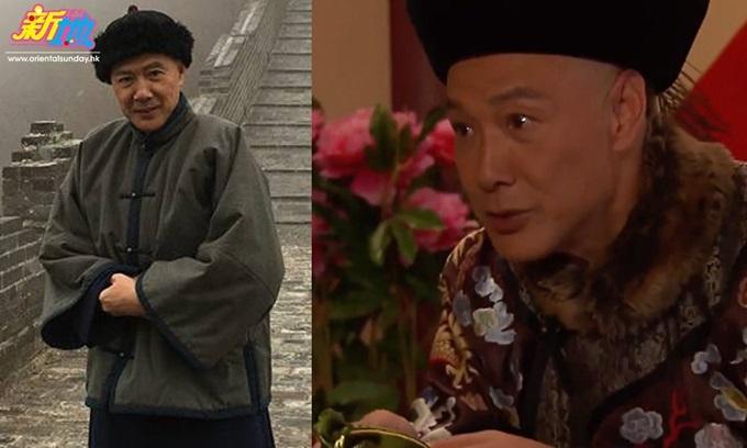 Trần Vinh Tuấn đóng vai công công trong phim Công công xuất cung.