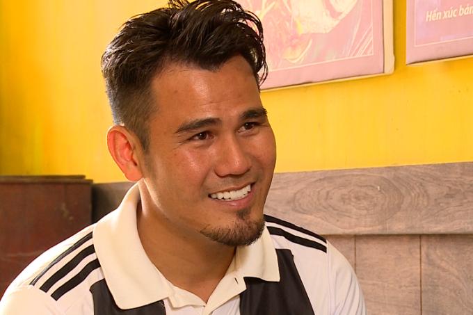 Cựu tuyển thủ Phan Thanh Bình là khách mời tập 2 chương trình Du kỳ cùng hoa hậu, phát sóng tối 12/3. Dù không còn thi đấu, anh vẫn thỉnh thoảng tham gia một số gameshow, bộ phim phù hợp.