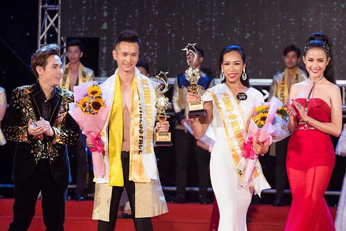 [CaptionVị trí Á quân 1 thuộc về cặp đôi thí sinh: Nguyễn Quốc Nam, (SBD 15, sinh năm 1992, đến từ Bắc Giang) và Vũ Hồng Vân (SBD 29, sinh năm 1995, đến từ Hải phòng).  Vị trí Á quân 2 được trao cho hai thí sinh: Tạ Công Phát (SBD 18, sinh năm 1995, đến từ Quảng Ngãi) và Huỳnh Thị Tường Vy (SBD 39, sinh năm 1997, đến từ Quảng Ngãi).