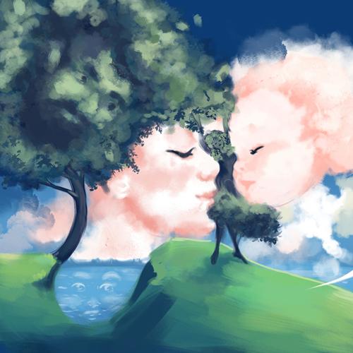 Hình ảnh bạn thấy tiết lộ quan niệm về tình yêu - 2