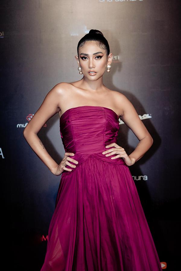 Mai Phương, Ốc Thanh Vân mặc áo dài đôi đi sự kiện - 9