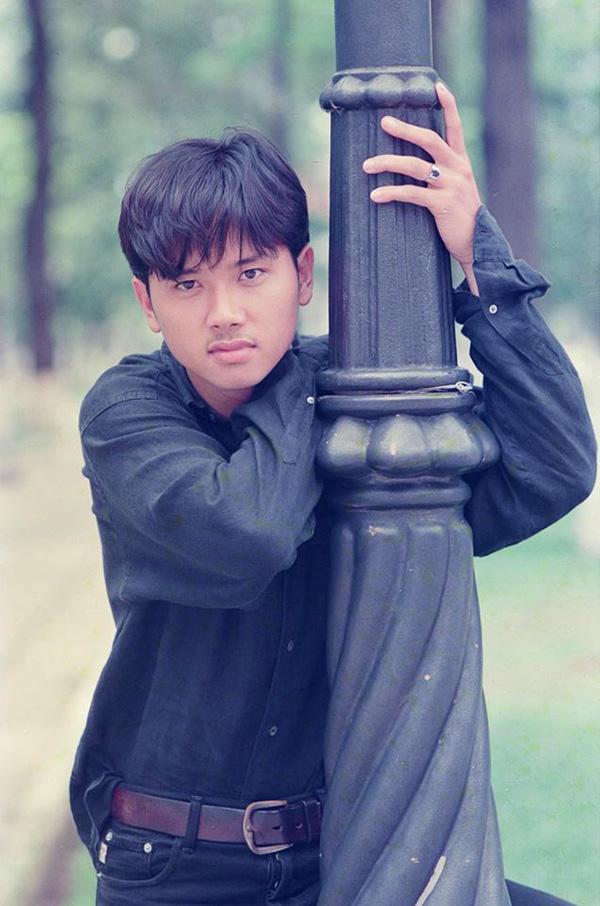Sao Việt 20 năm trước qua ống kính Vũ Ngọc Đãng - 4