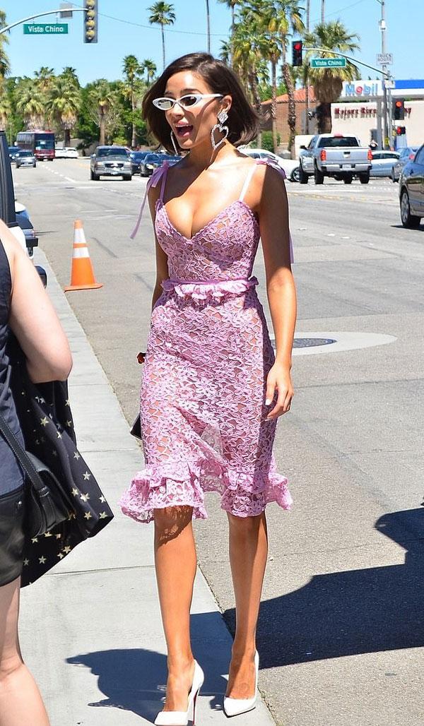 Hoa hậu Hoàn vũ 2012 Olivia Culpo.