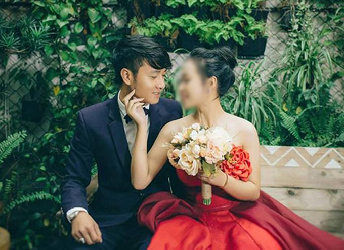 Nam và Chi kết hôn hồi năm 2017. Ảnh: T.H
