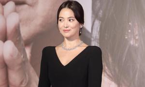 Song Hye Kyo kín đáo giữa dàn sao Hoa ngữ sexy