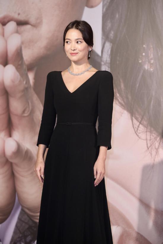 Song Hye Kyo nhan sắc lép vế giữa dàn sao Trung Quốc sexy - 1