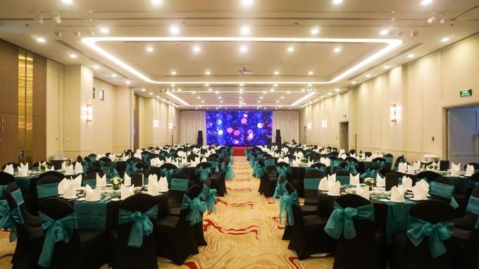 Khách sạn Eastin Grand Saigon ưu đãi gói tiệc cưới - 1
