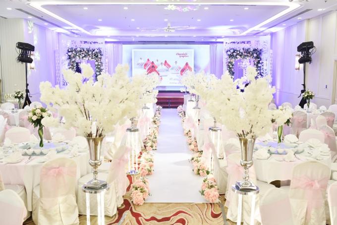 Khách sạn Eastin Grand Saigon ưu đãi gói tiệc cưới